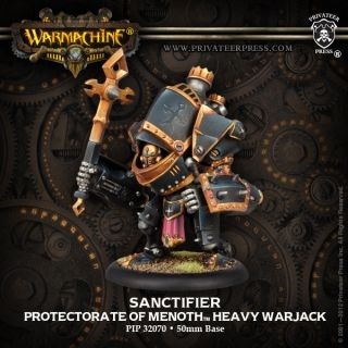 Warmachine BNIB Menoth Protectorate Allegiant Order of Fist