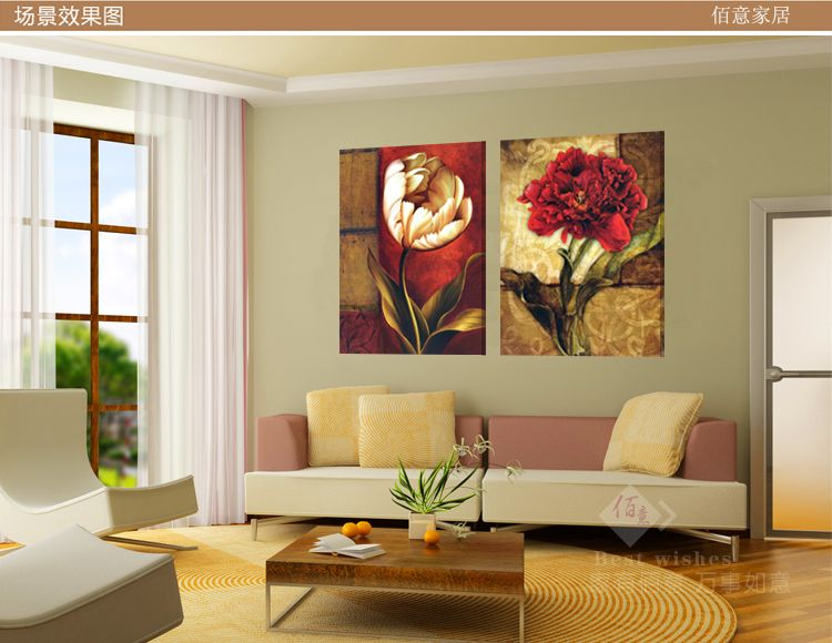 Resultado de imagen para decoracion de salas modernas - Pinturas modernas para sala ...