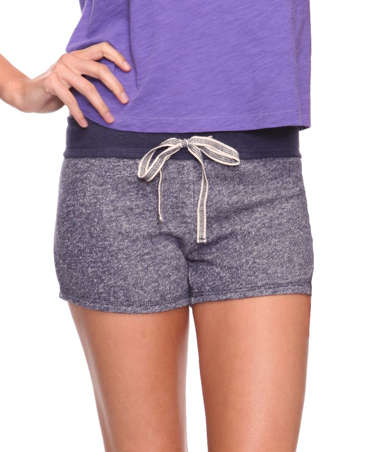 French Terry PJ Short