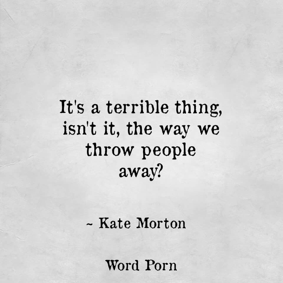 Quotes About Homelessness It's A Terrible Thing Isn't It The Way We Throw People Away If