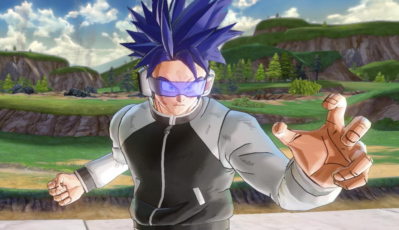 Dragon Ball Xenoverse 2 Time Patroller Vs Goku Full Match Ign Video Anime Dragon Ball Super Dragon Ball Anime Dragon Ball