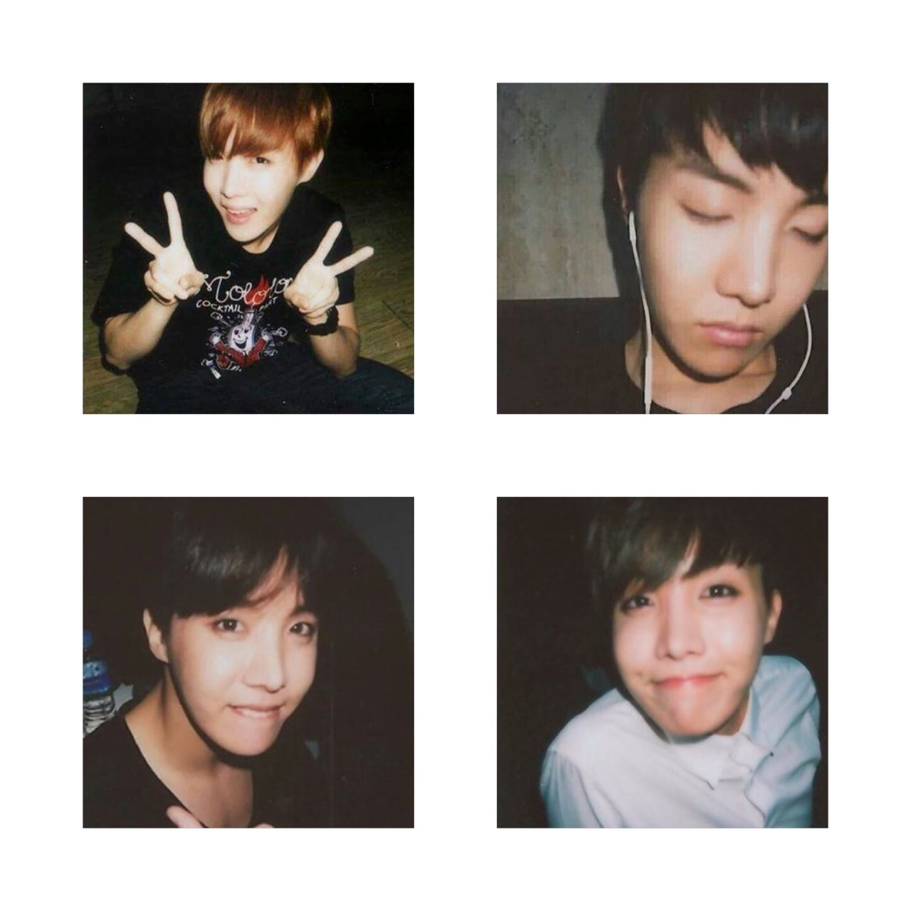 bts polaroid | Tumblr