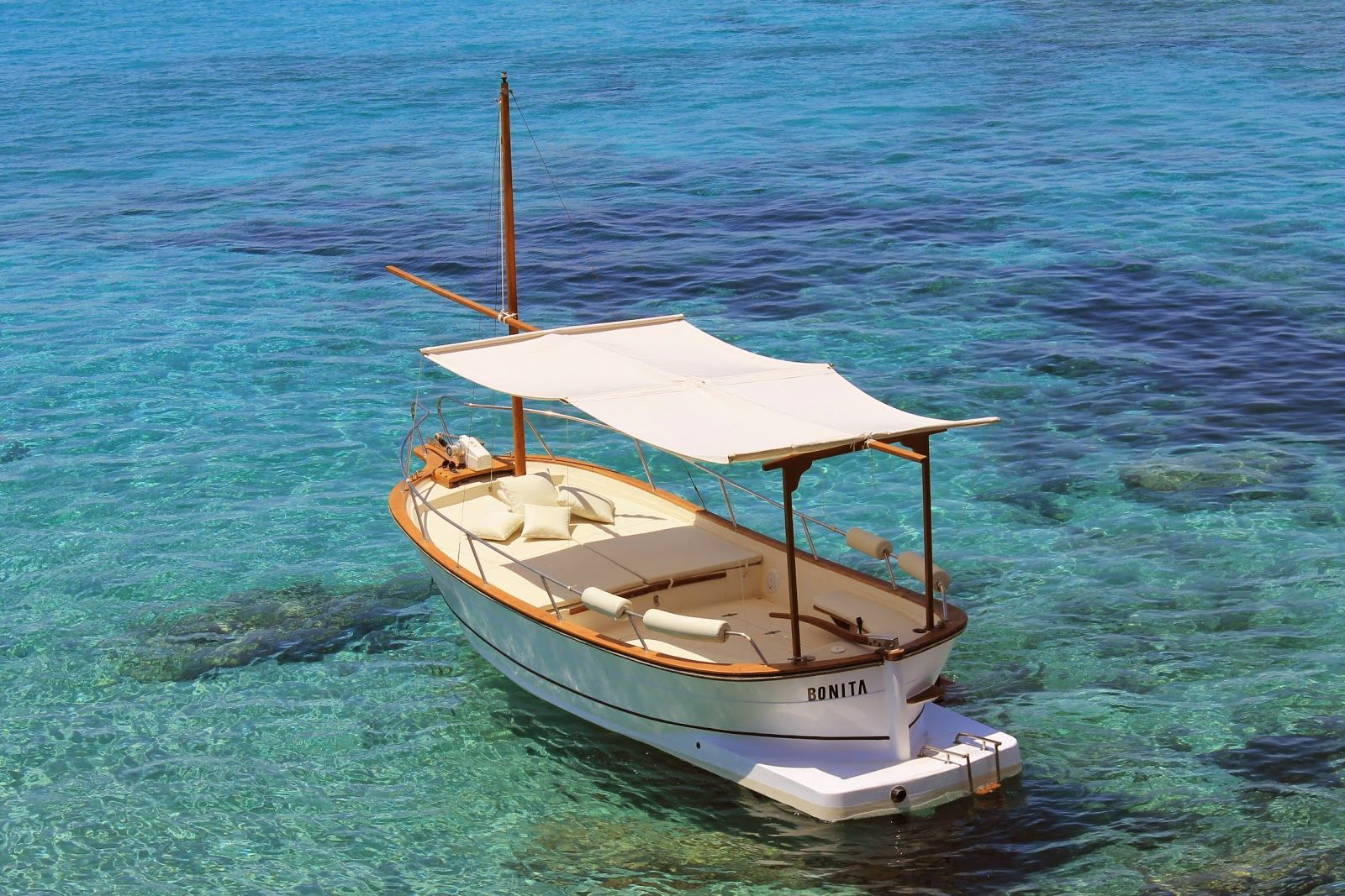 Alquiler De Barcos En Formentera Barcos