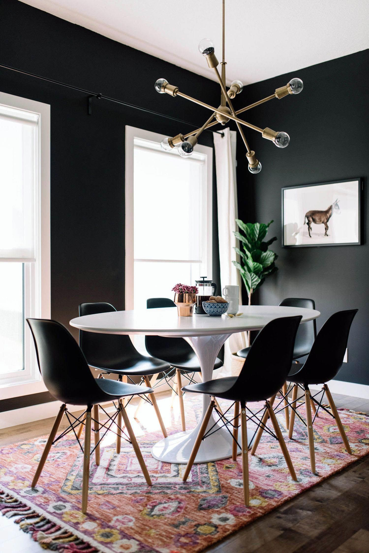 Wonderful Open Concept Kitchen Living Room Lighting For Your Cozy Home Cozyli Dining Room Design Modern Mid Century Modern Dining Room Mid Century Dining Room Living dining room meaning