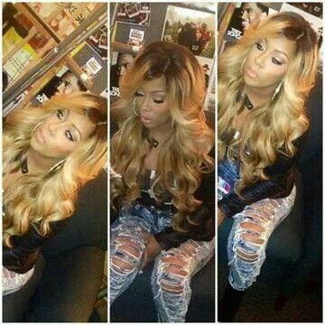 K Michelle Blonde Hair Bombshell Hair Hair Inspiration