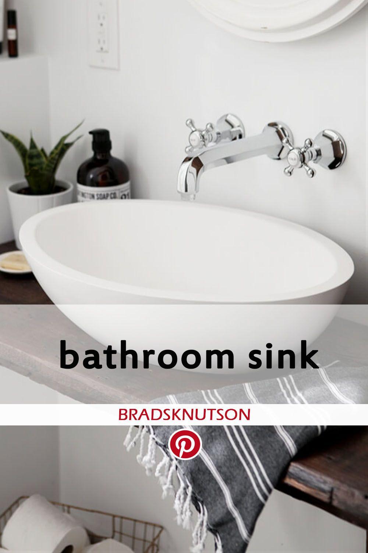 13 Creative Bathroom Sink Ideas You Should Try Unique Bathroom Bathroom Sink Sink