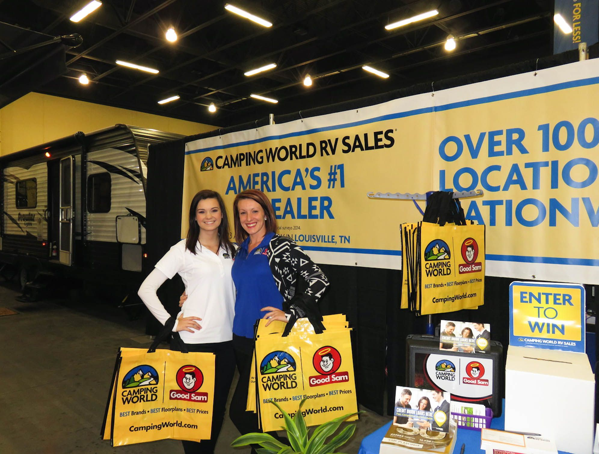 Camping world is ready to show your next heartland rv