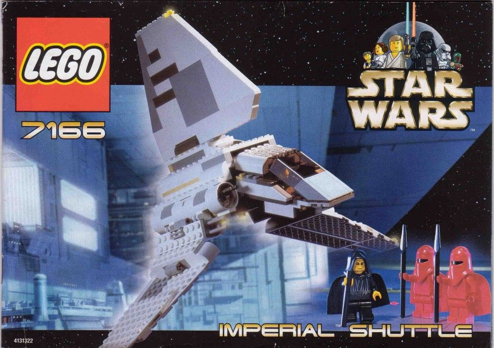 Imperial Shuttle Lego Pinterest Lego And Lego Instructions