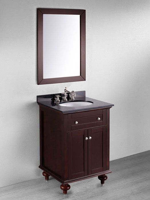 Eco Friendly Low Voc Formaldehyde Bathroom Vanities With