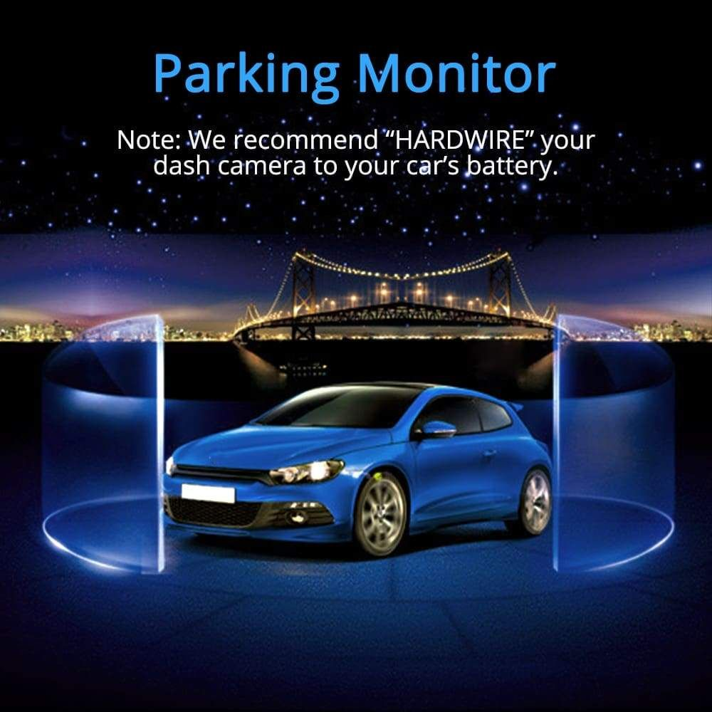 Car recorder dash cam night vision just for you car