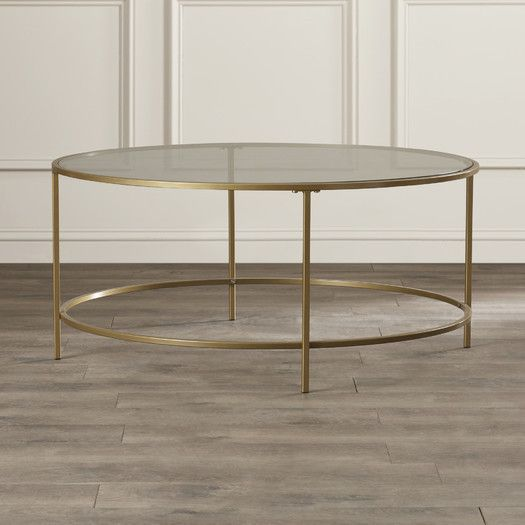 Golden Circle Coffee Table