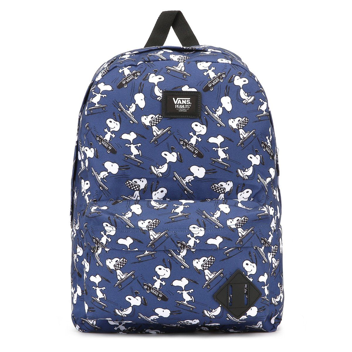 42f57a3115 Vans Peanuts True Navy Old Skool ll Backpack