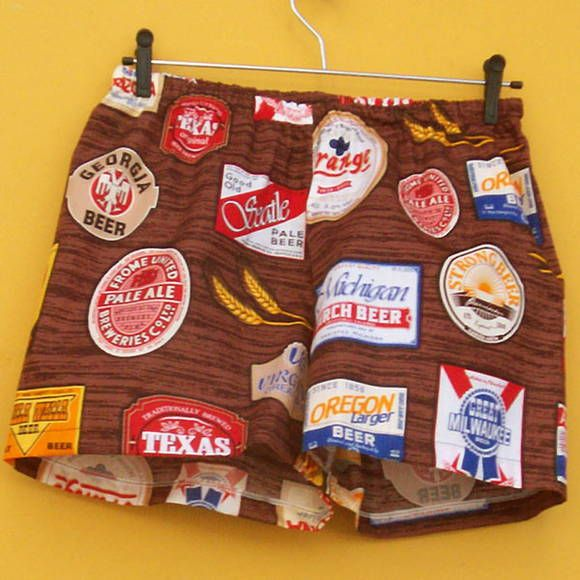 Cuecas Samba Canção UNISEX estampas divertidas da hhbrasil   Tecido tricoline 100% algodão   Produto artesanal feito em edições limitadas.
