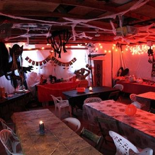 explore garage halloween party adult halloween and more
