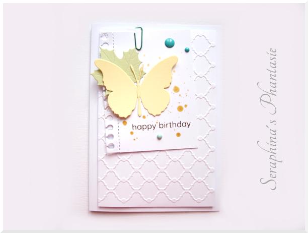 Seraphina´s Phantasie: Bunte Kärtchen und Karten