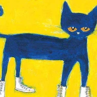 Children's book series Pete the Cat being adapted for TV http://shot.ht/1U0FI5J @EW