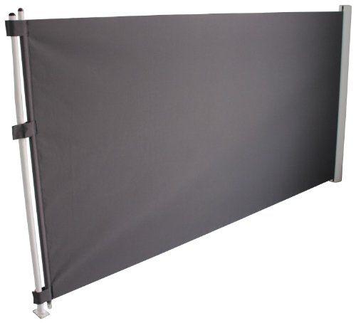 Prime Tech Sichtschutz / Seitenmarkise 1,6x3,0m / Kassette