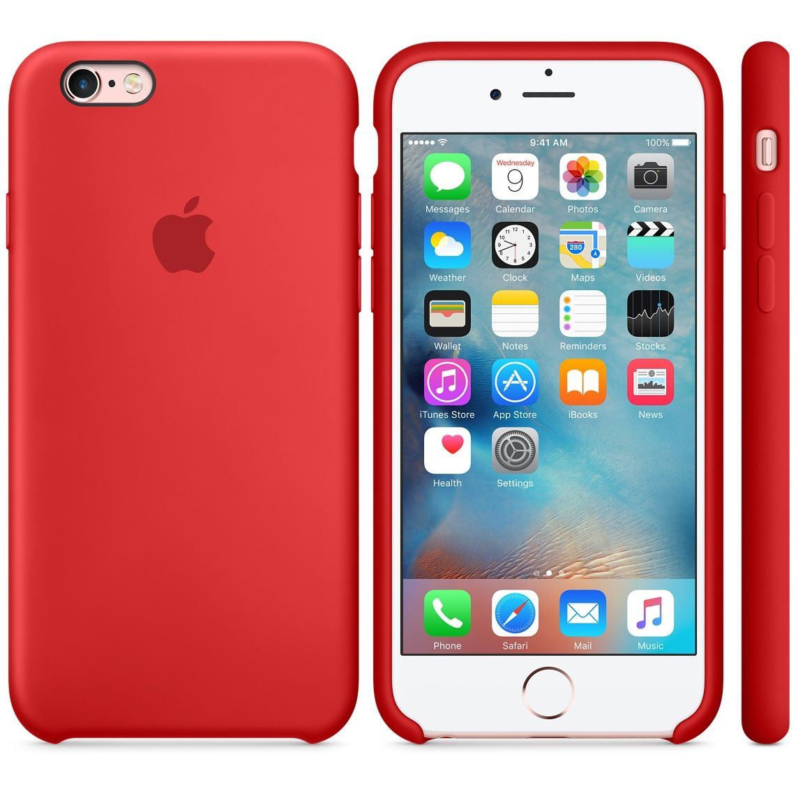cover iphone 6 silicone apple