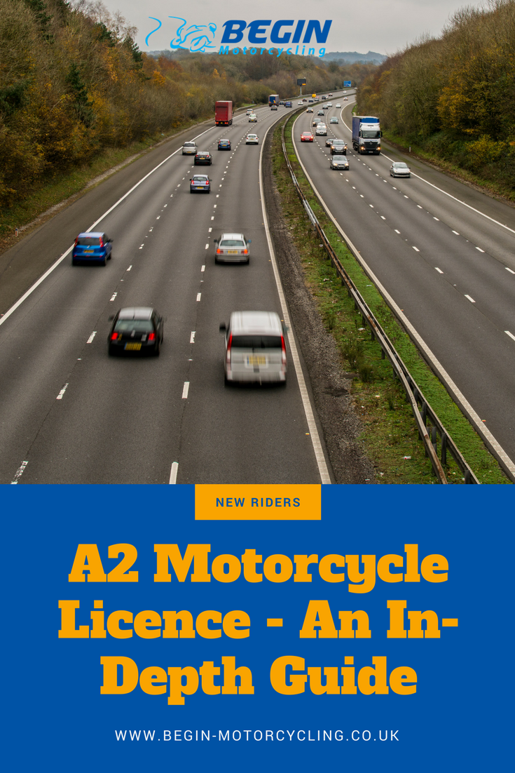In This Article We Take A Close Look At The A2 Bike Licence For