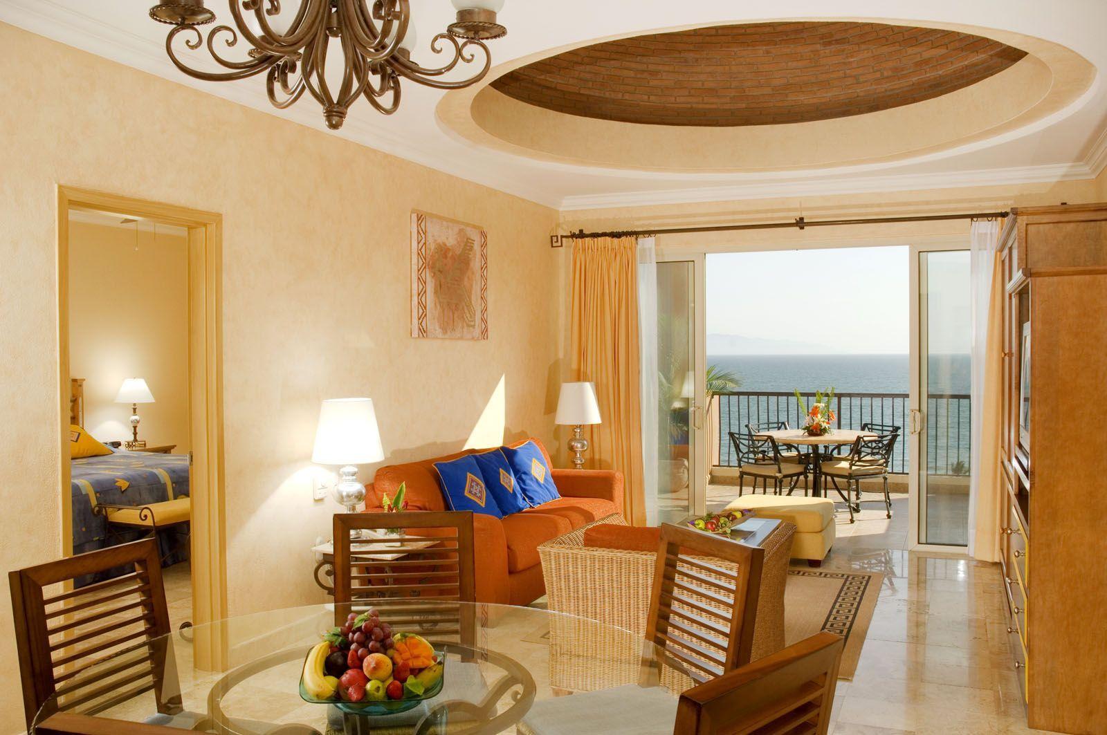 two bedroom villa suite at villa del palmar flamingos | travel