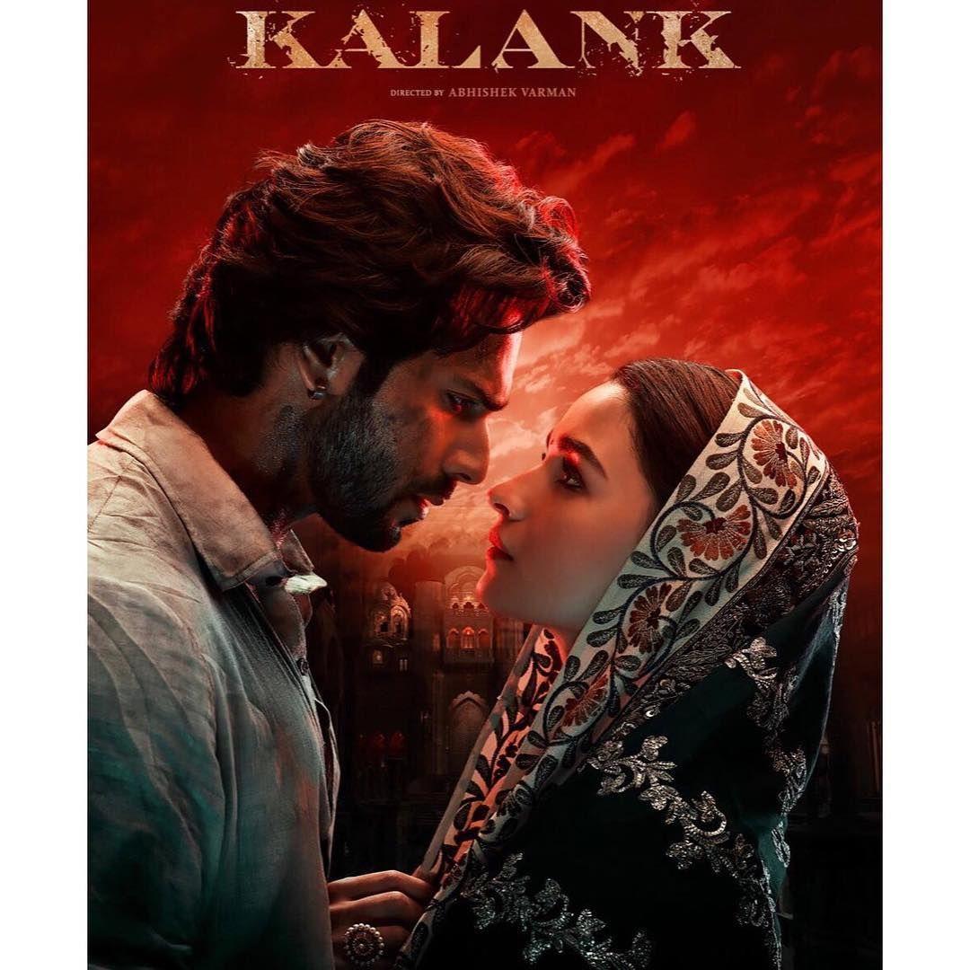 Kalank Title Track Out Tomorrow Hindi Movies Varun Dhawan Movies Bollywood Movie