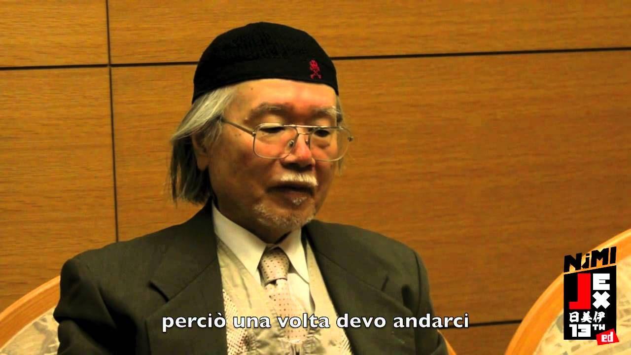 Intervista esclusiva Leiji Matsumoto #04 Voglia d'Italia