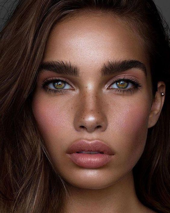 Pin by Les Eclaireuses on Beauté in 2020 | Makeup inspiration, Summer wedding makeup, Natural makeup