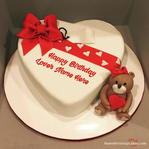 Excellent Love Happy Birthday Cake With Name With Images Happy Birthday Funny Birthday Cards Online Inifofree Goldxyz