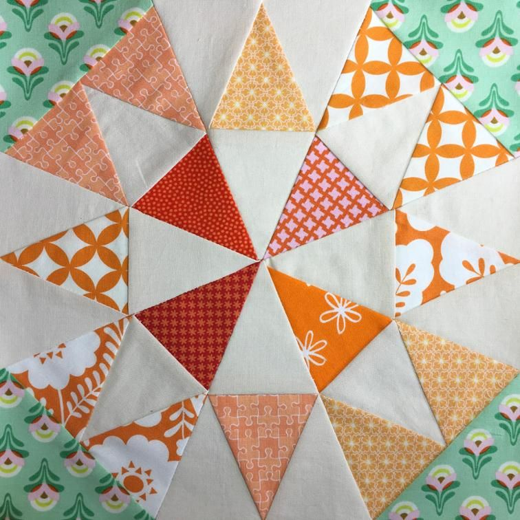 Morning Star Quilt Block Template Quilt Blocks Star Quilt