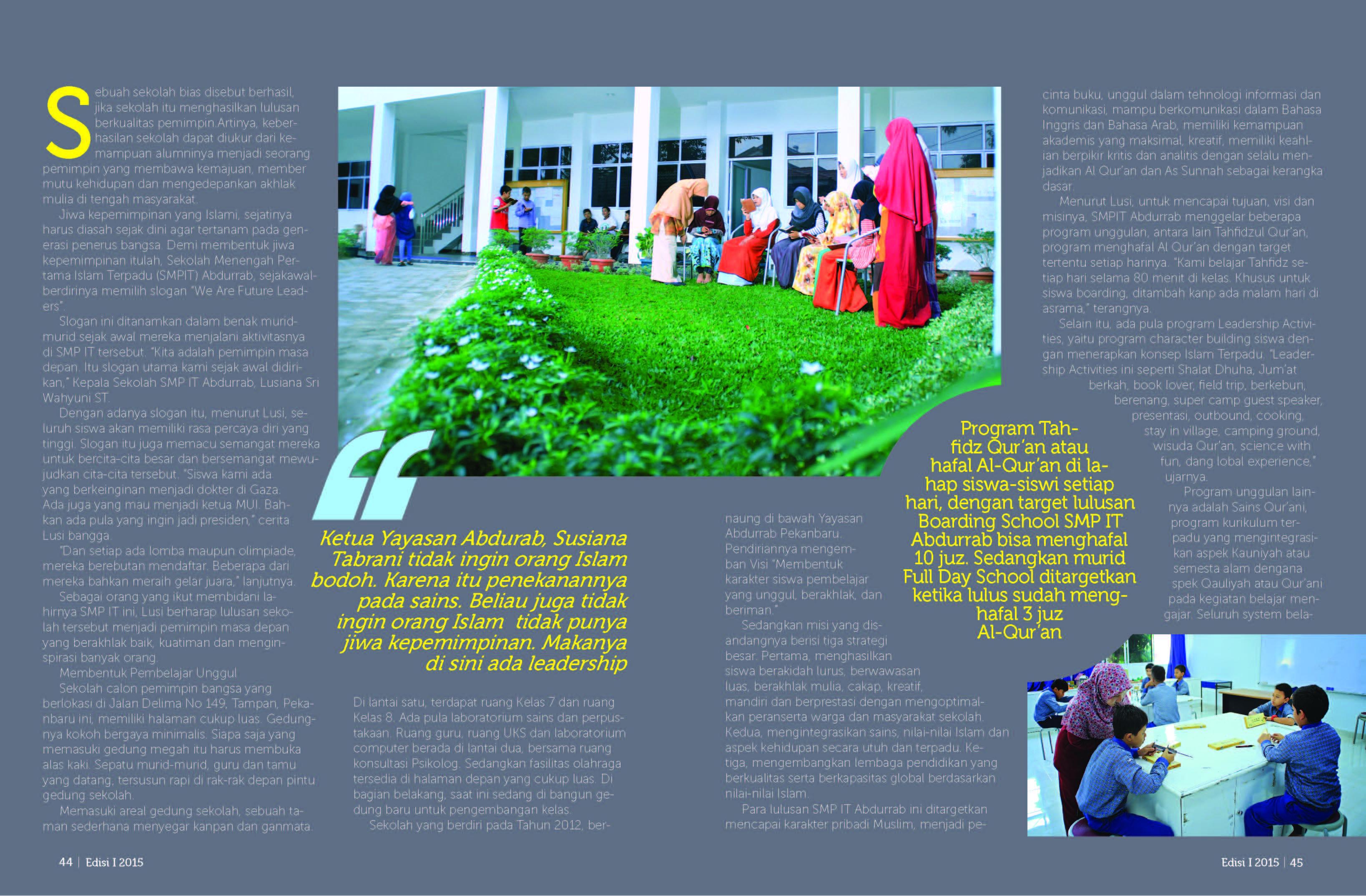 Design Magazine Layout Magazine Tata Letak Majalah Desain Majalah Magazine Design Layout Tataletak Majalah Tahfiz Seko Newspaper Design Design Layout