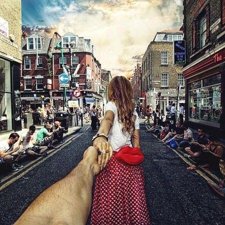 英國,倫敦磚頭巷