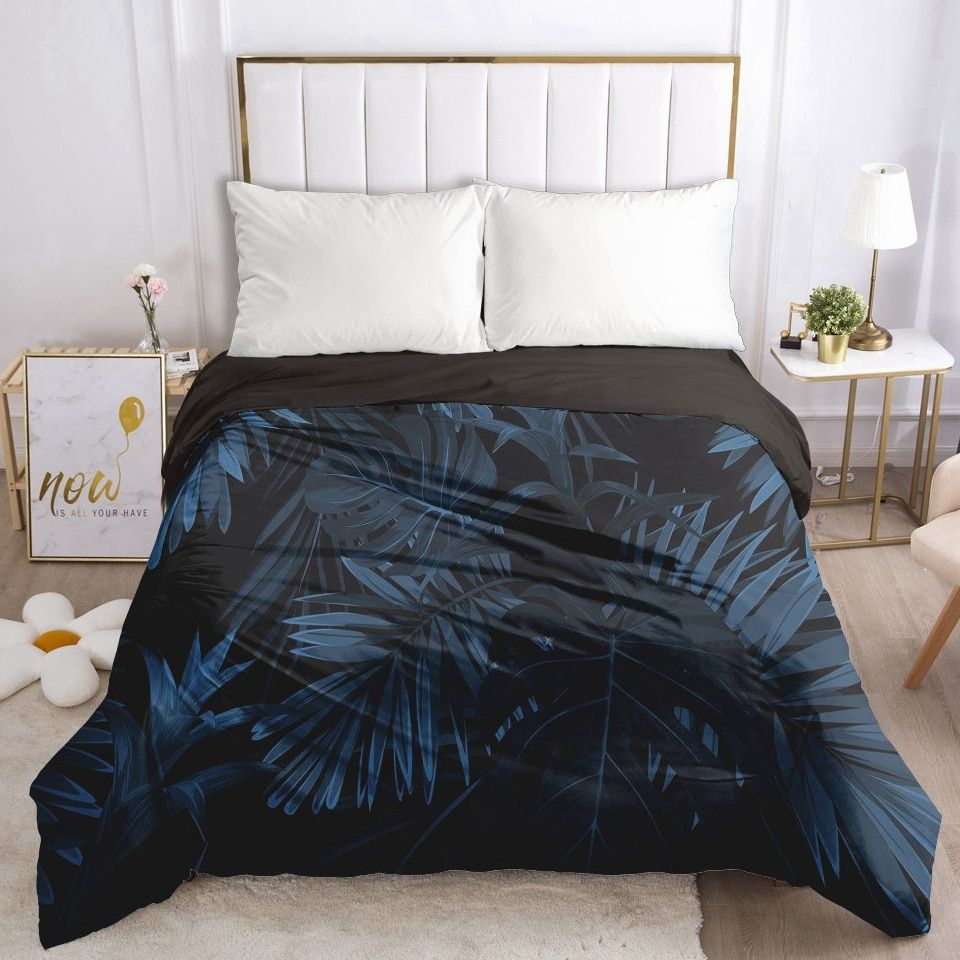 1pc Duvet Cover With Zipper Comforter Blanket Quilt Cover 200200 90 135 150 3d Country Birch Forest Bedding Drop Sh In 2020 Duvet Covers Duvet Covers Cheap Quilt Cover