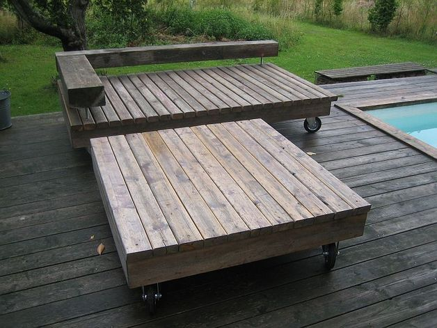 Terassen Sofa weiteres terrassen sofa liege ein designerstück jodo