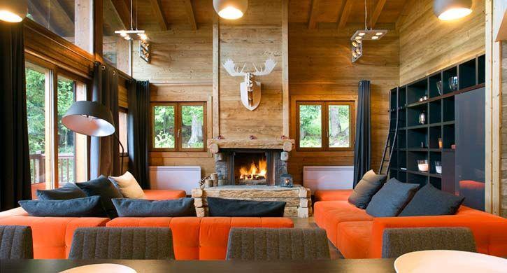 Best Deco Interieur Chalet Photos - Design Trends 2017 - shopmakers.us