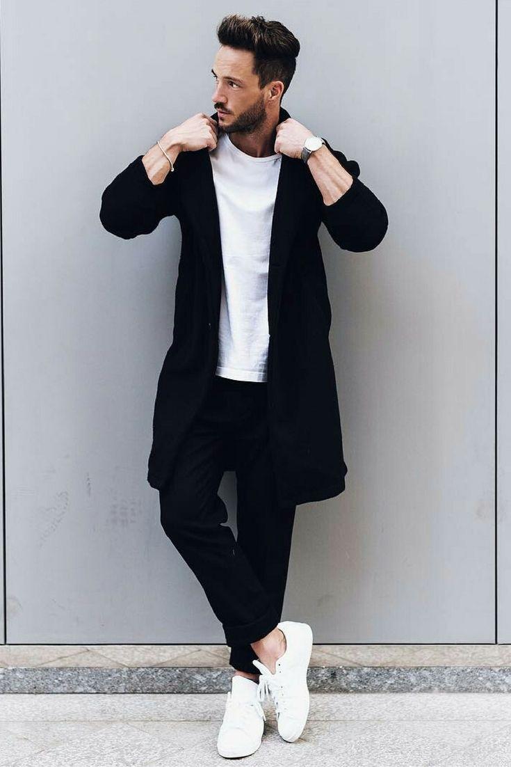 55c7298d0 5 Blogger Approved Ways To Wear Winter Coats | Moda masculina, Moda ...