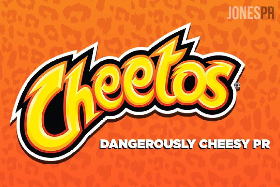 Cheetos Dangerously Cheesy Pr Jones Pr Oklahoma City Cheesy Political Art Cheetos