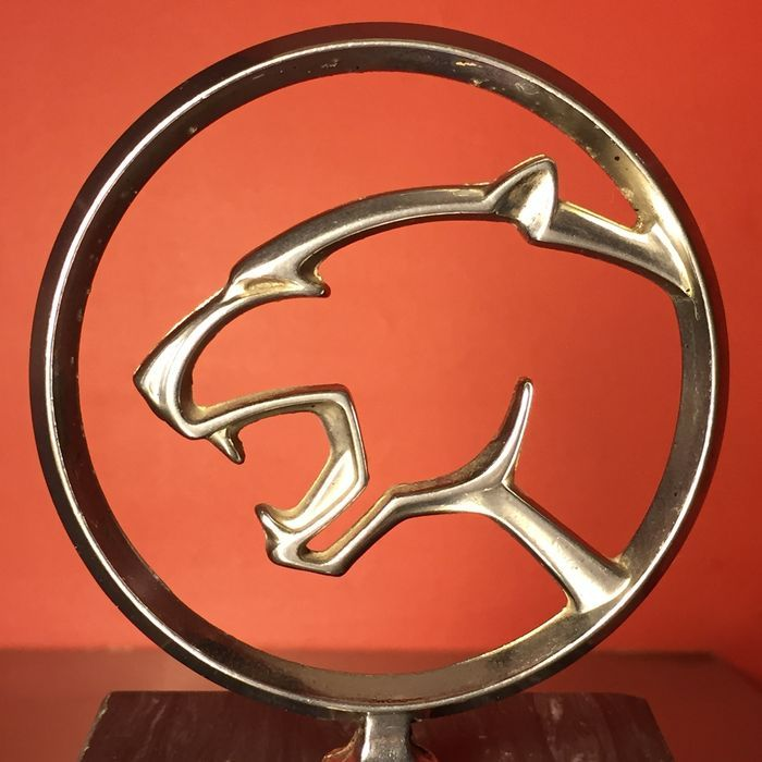 Ford Mercury Cougar Mascot Hood Ornaments Mascots Pinterest Ford