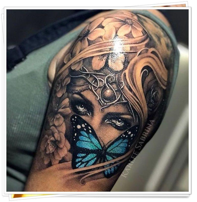 Upper Arm Tattoos For Women Tattoo Forumdan in 2020
