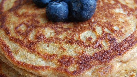 Wheat Germ Whole Wheat Buttermilk Pancakes Recipe Best Pancake Recipe Pancake Recipe Buttermilk Recipes