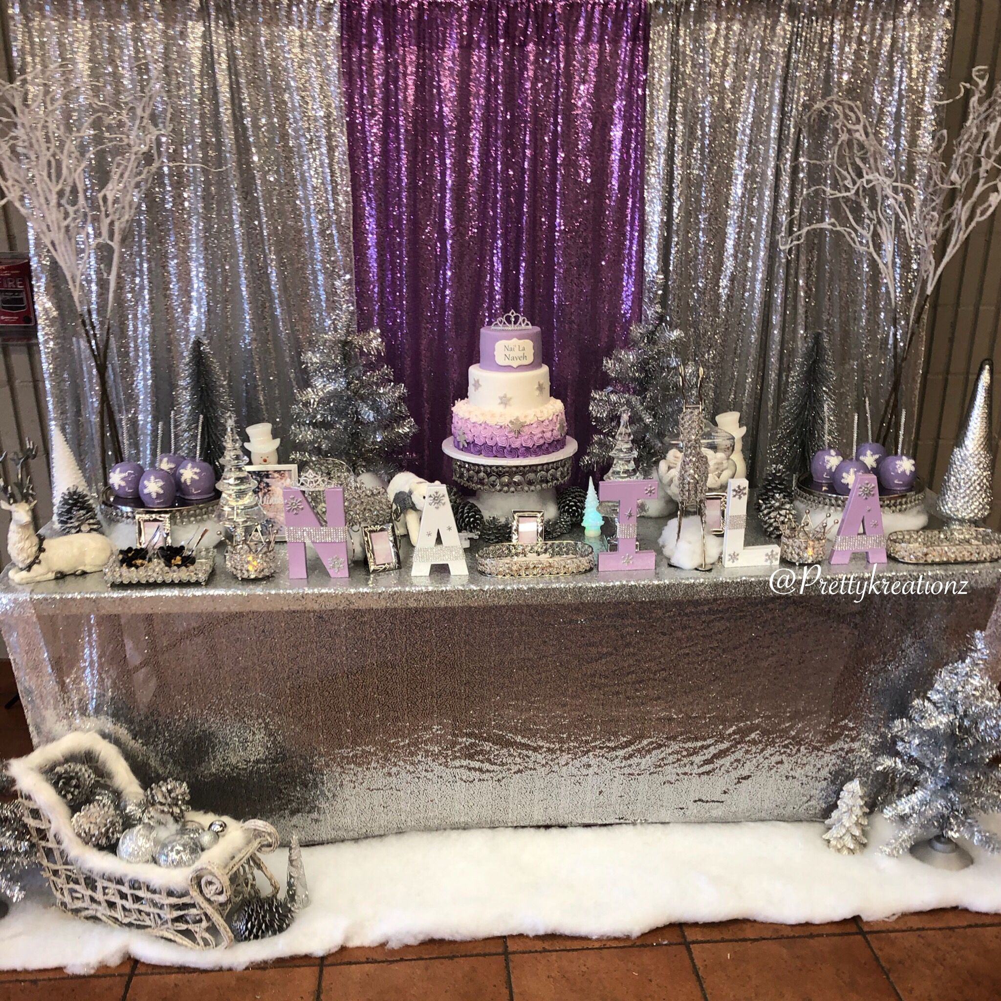 Winter Wonderland baby shower #winterwonderlandbabyshowerideas