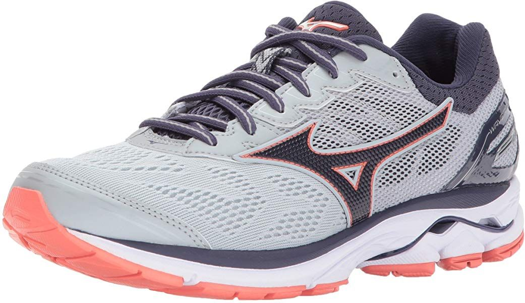 4897f28d7b882 Amazon.com | Mizuno Wave Rider 21 Women's Running Shoes, Baja ...