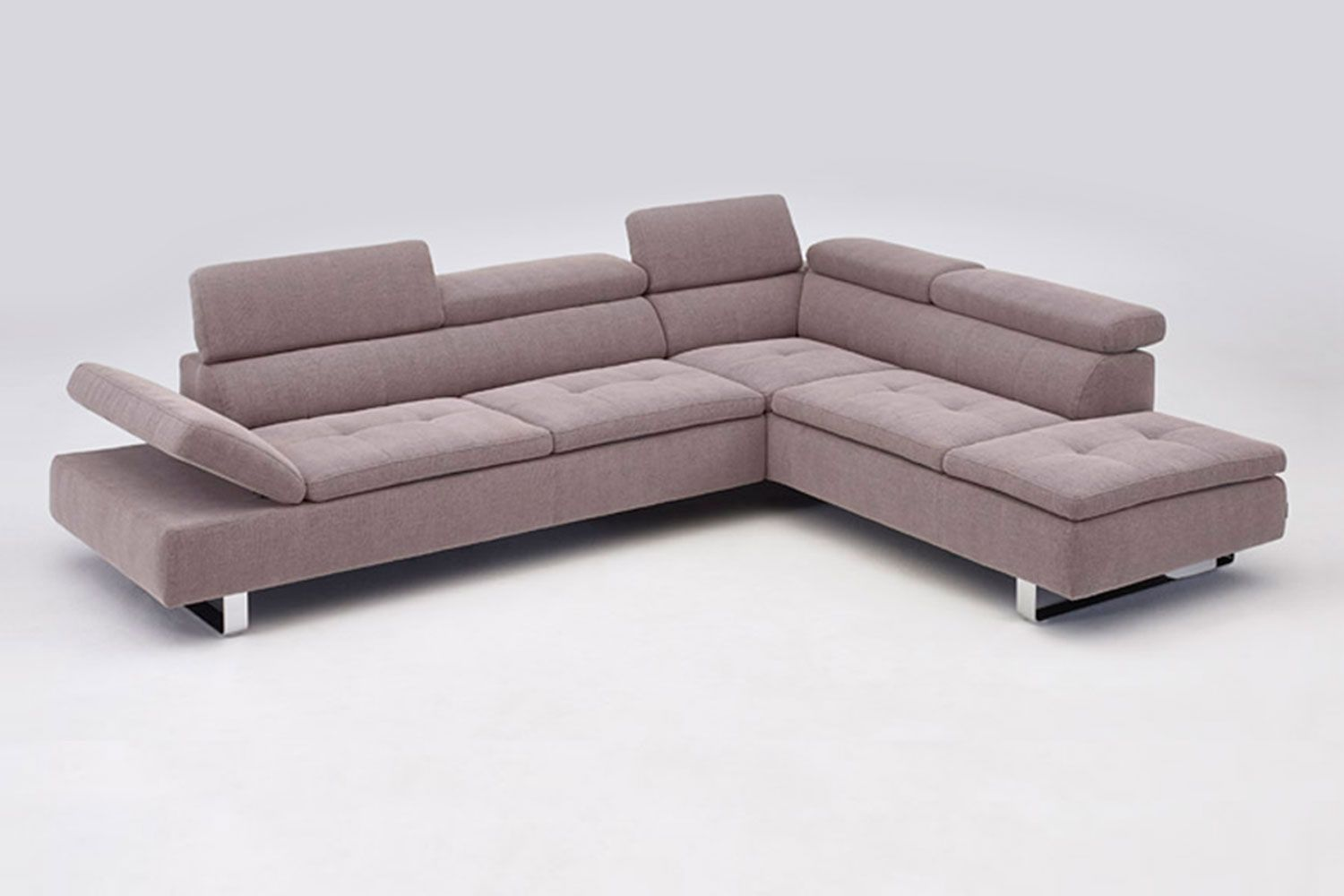 Schillig Sofa Cocoon W Schillig Mia Sectional Ambiente Modern Furniture Sectionals