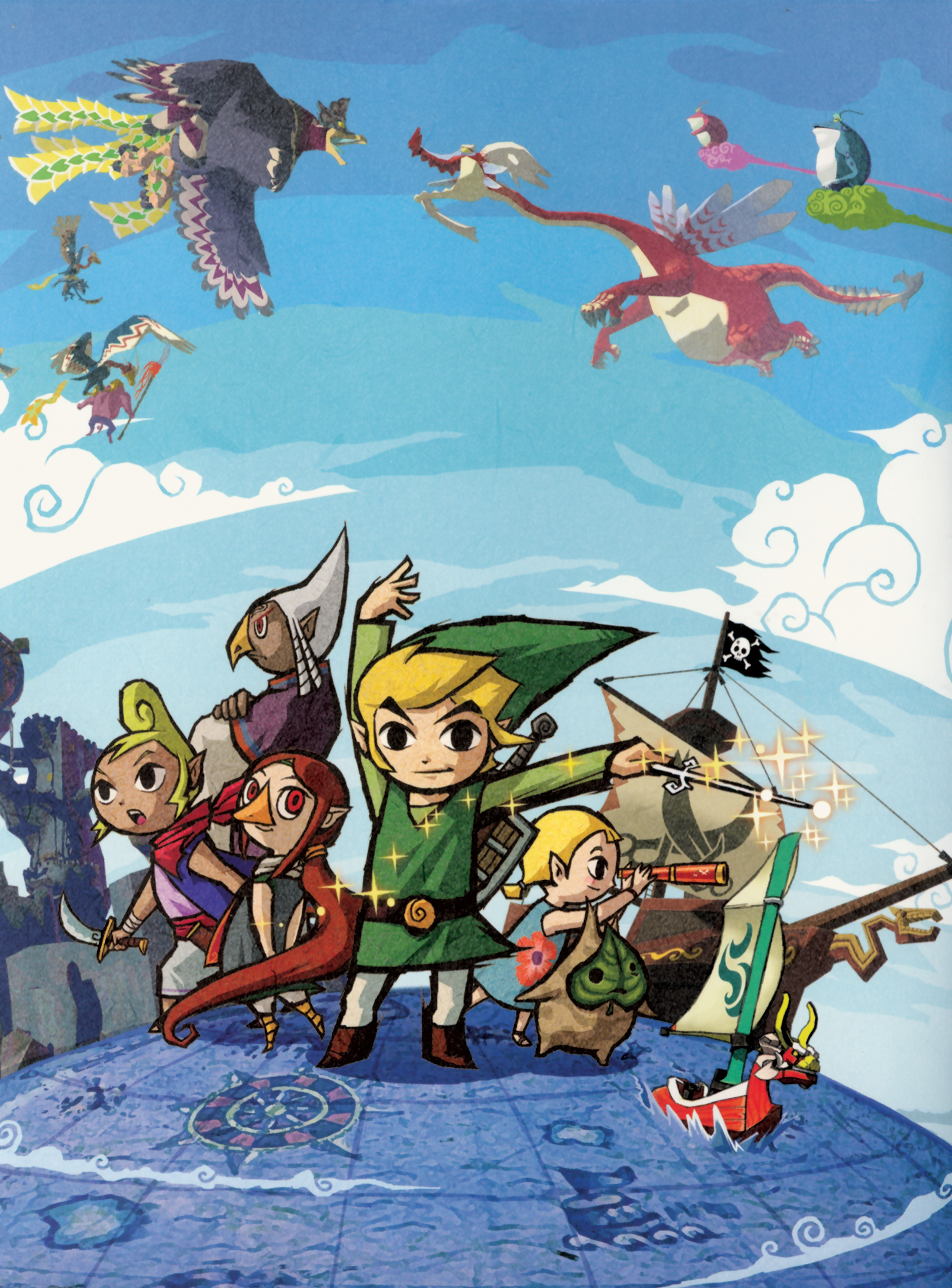 The Legend of Zelda - The Wind Waker | Gaming | Pinterest ...