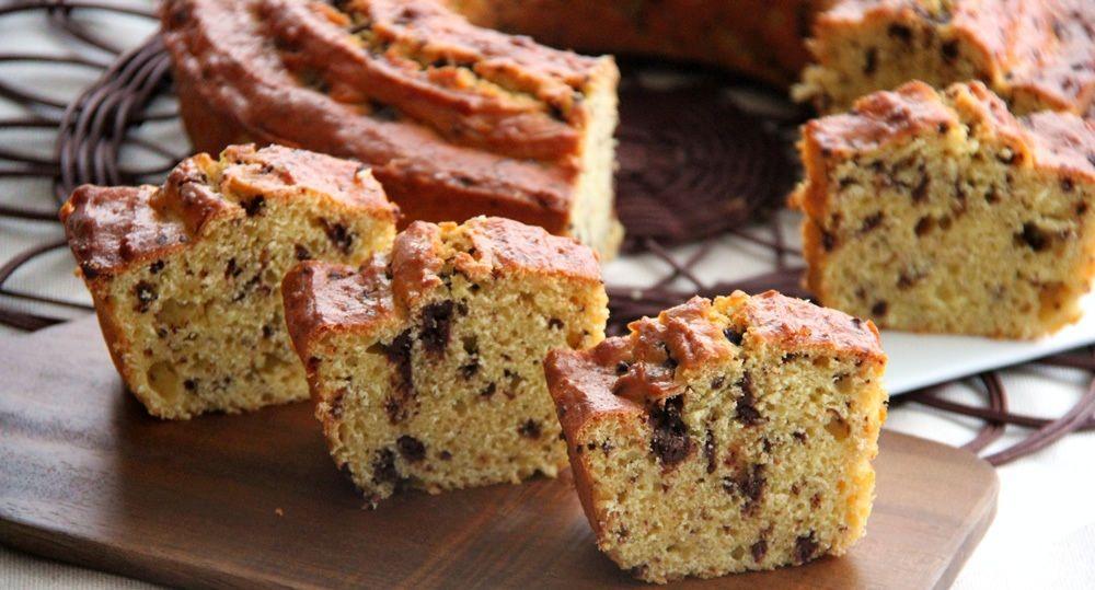 Torta+di+ricotta+e+cioccolato