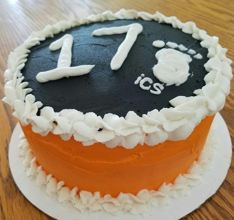 Haikyuu Themed Cake Themed Cakes Food