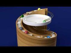 modo 701 dynamics - marble machine - YouTube