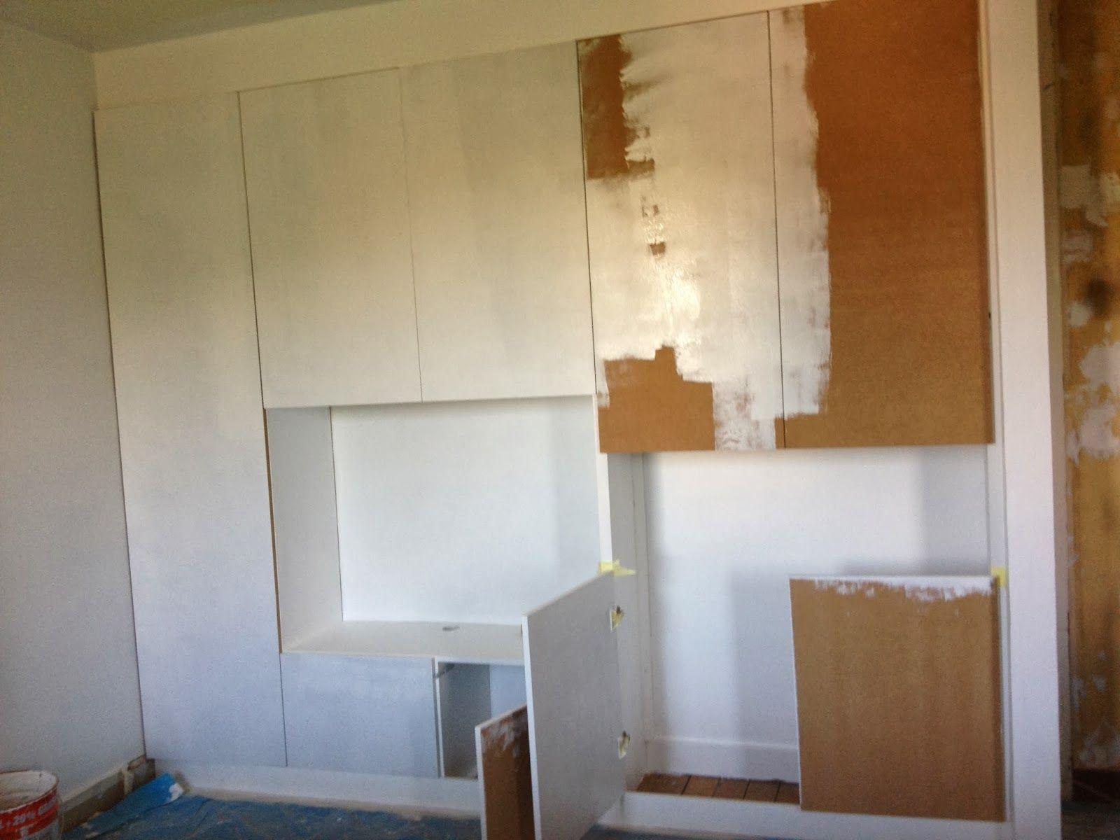Comment Faire Des Armoires Murales Avec 5 Options De Stockage Diy Wall Cabinet Diy Garage Storage Workshop Cabinets