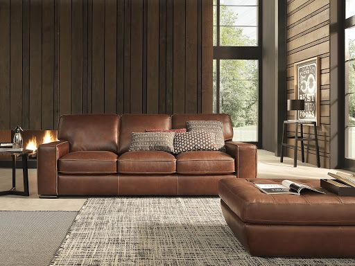 Pin On Leather Furniture