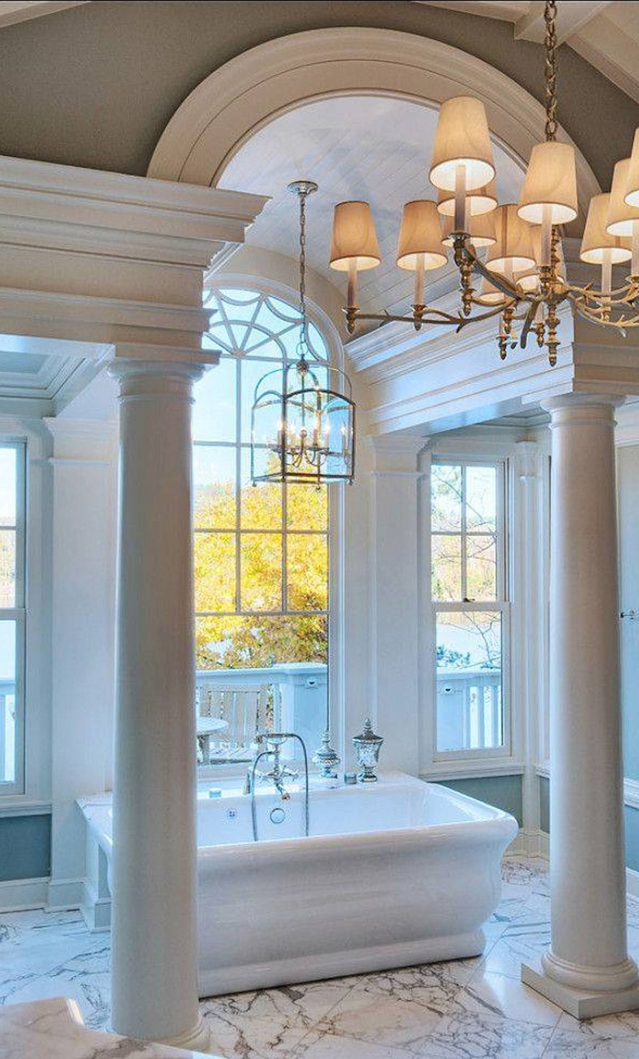 luxury bathroom | ║ ℬaʈhrσσʍຣ | Pinterest | Luxury, Bath and ...