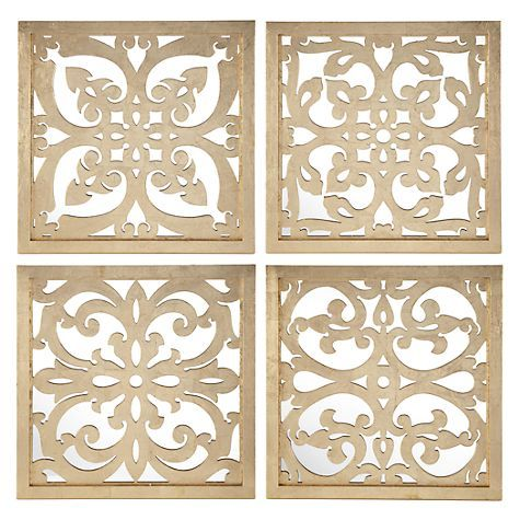 Z Gallerie Wall Art palais plaque | wall decor | mirrors & wall decor | decor | z